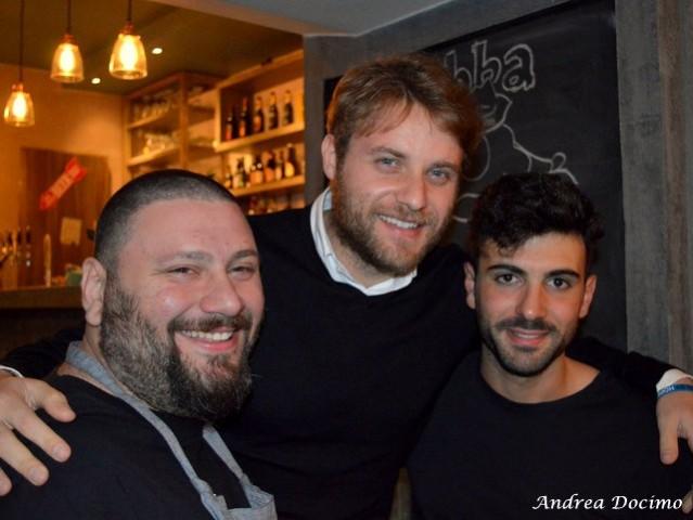 Bubba Pub a Pozzuoli. I protagonisti
