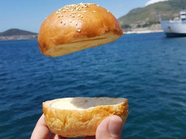 Bubba Pub a Pozzuoli. Il mare in mezzo al pane