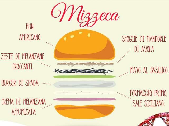 Bubba Pub a Pozzuoli. Il nuovo panino Mizzeca