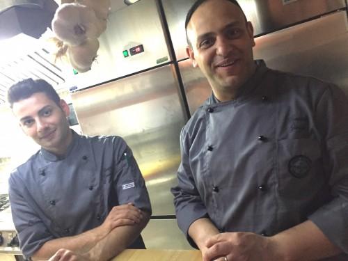 Fish Lab Pierpaolo Giorgio e Giuseppe Comentano