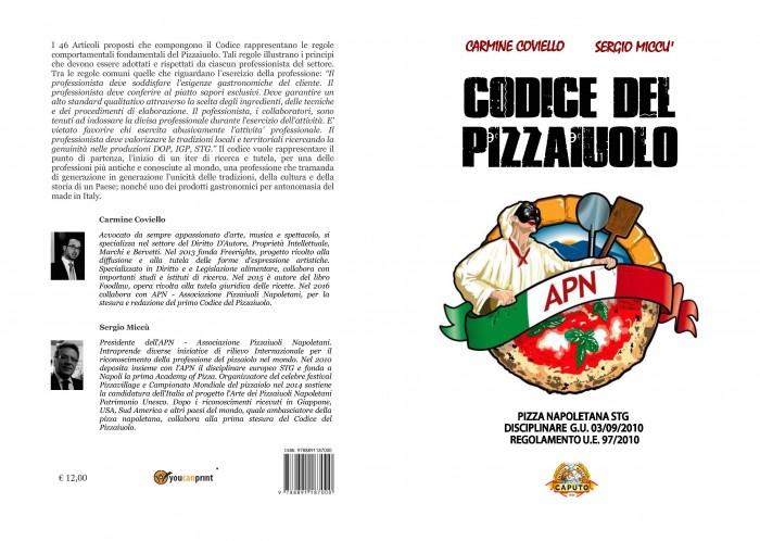 Cover Codice del Pizzaiuolo