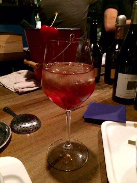 Cocktail alle ciliegie