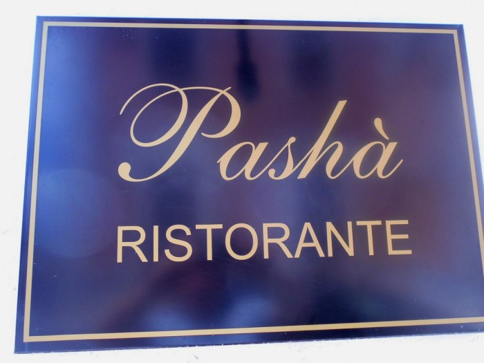 Ristorante Pasha