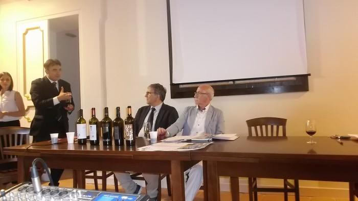 E' tempo di Aglianicone Degustazioni dei vini tenuta dal sommelier Nervio Toti