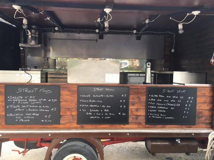 Food Truck Pasta