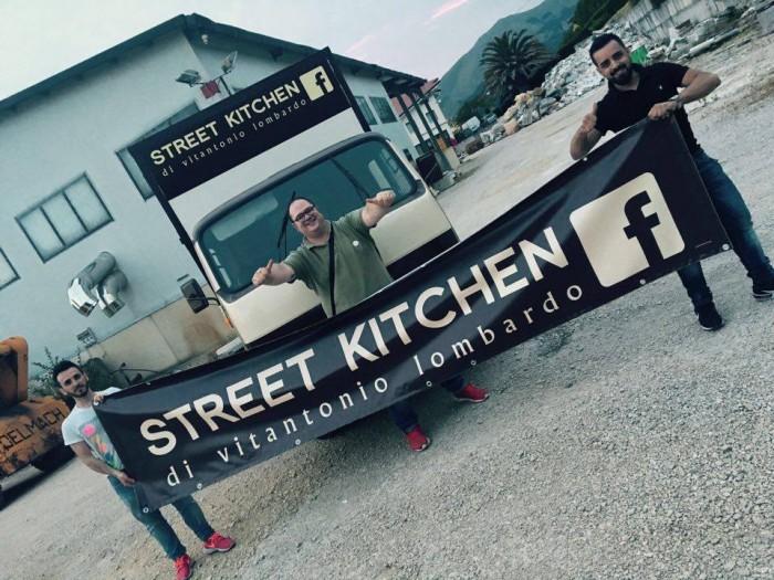 Food Truck, Vitantonio Lombardo