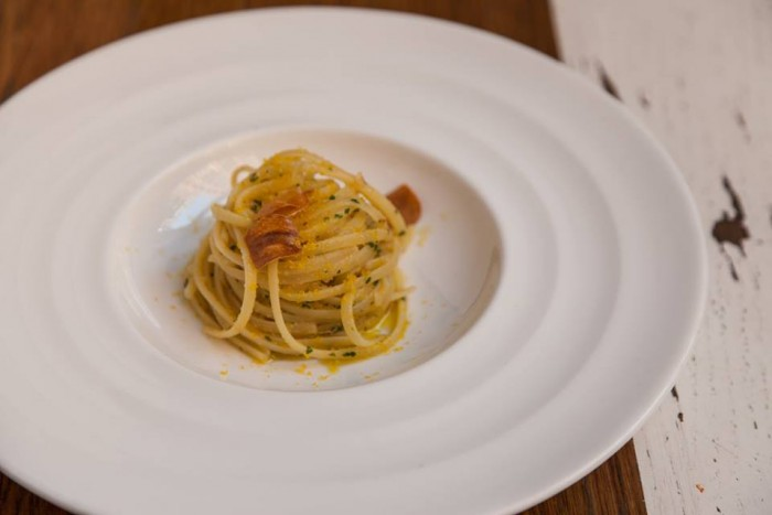 Francesco Gallo_Taralucci & Vino_linguini Bottarga