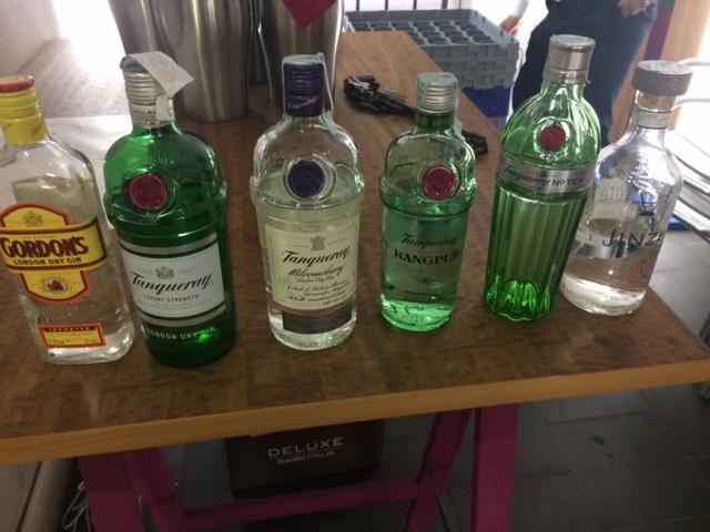 Gin di Tanqueray