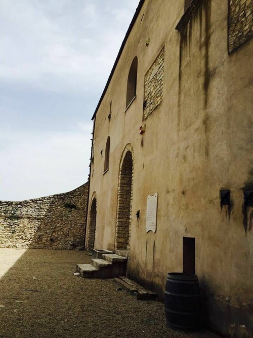 Taurasi, incontro al castello