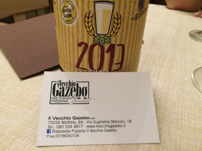 Pizzeria Vecchio Gazebo