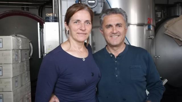 Marisa Cuomo ed Andrea Ferraioli