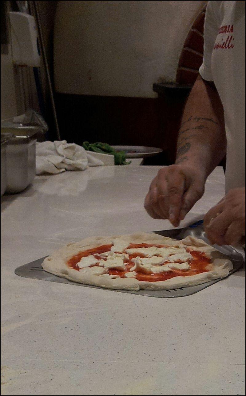 Martucci Masanielli Firenze pizza margherita fratelli cuore