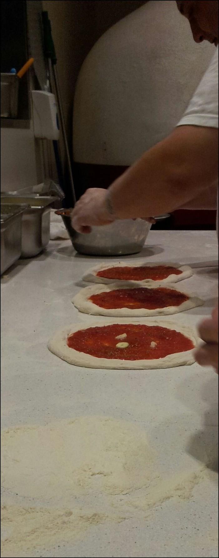 Martucci Masanielli Firenze pizza marinara fratelli cuore
