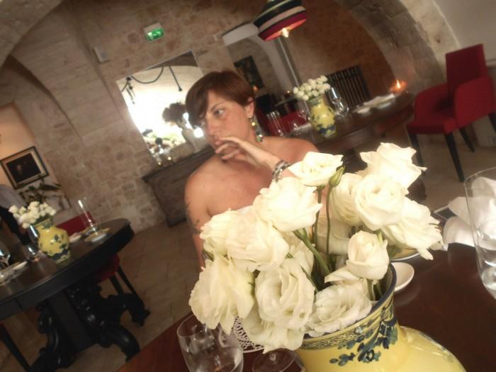 Monica Caradonna...la Schumacher di Puglia