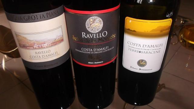 Nuove annate vini di Ettore Sammarco