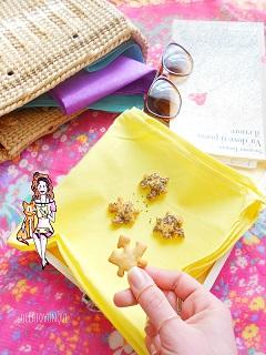 OCCHI OVUNQUE  - biscotti puzzles
