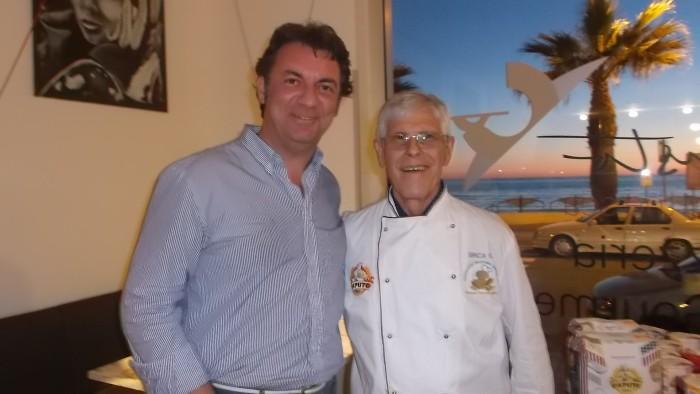 Paolo Verrone e Sabatino Sirica