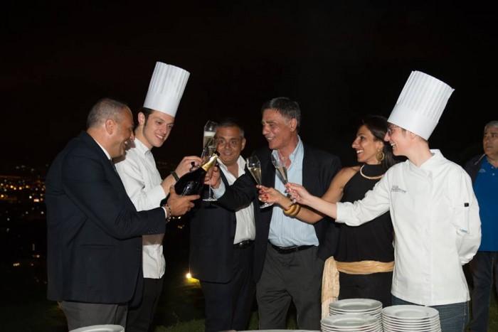 Pasquale Grande, Paolo Romano, Nino Pane, Pietro Casciaro, Daniela Iuliano e Viviana Marrcoli