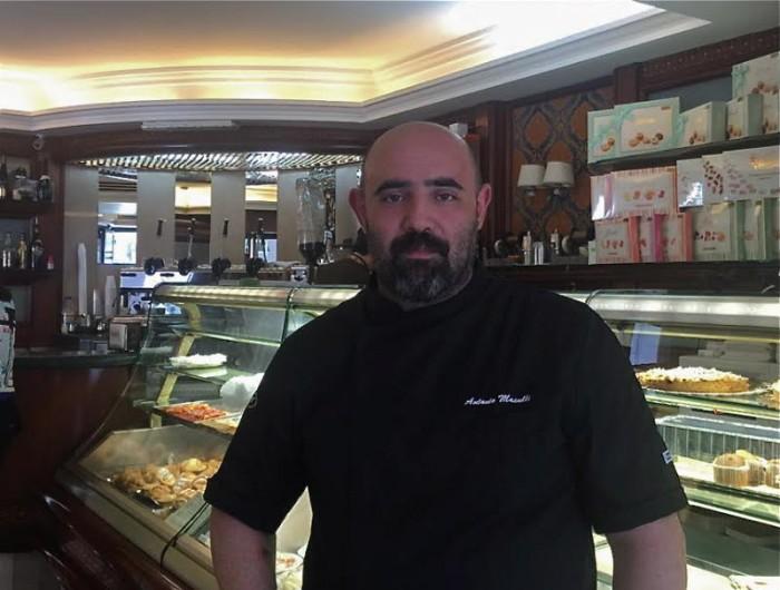 Pasticceria Masulli, Antonio Masulli