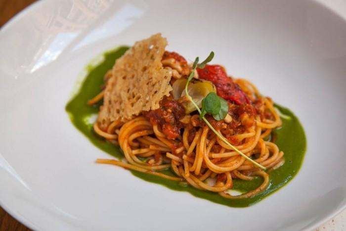 Patrizia Volanti_Antica Pessa_Williamsburg Spaghetti Tomatoes