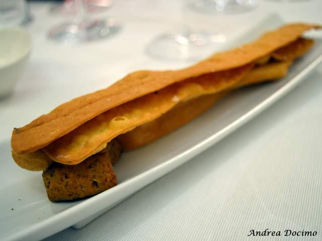 Piazzetta Milu Chef Experience con Sposito. I pani