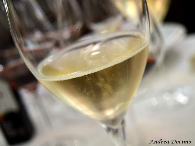 Piazzetta Milu Chef Experience con Sposito. Il quinto vino in abbinamento