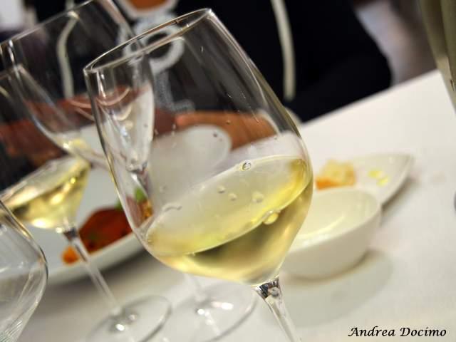 Piazzetta Milu Chef Experience con Sposito. Il terzo vino in abbinamento