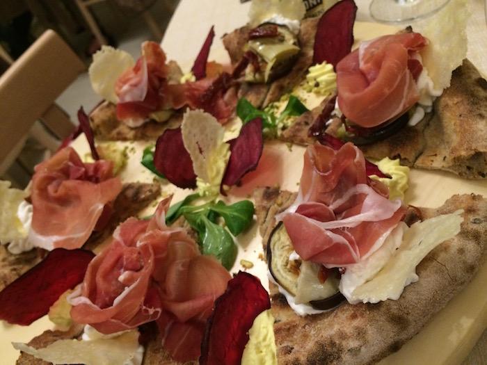 Pizzeria Vecchio Gazebo, Pizza Gourmet