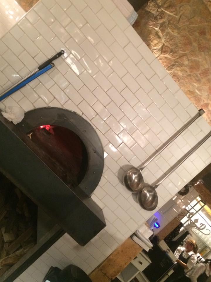 Pro Loco Pinciano, il forno a legna