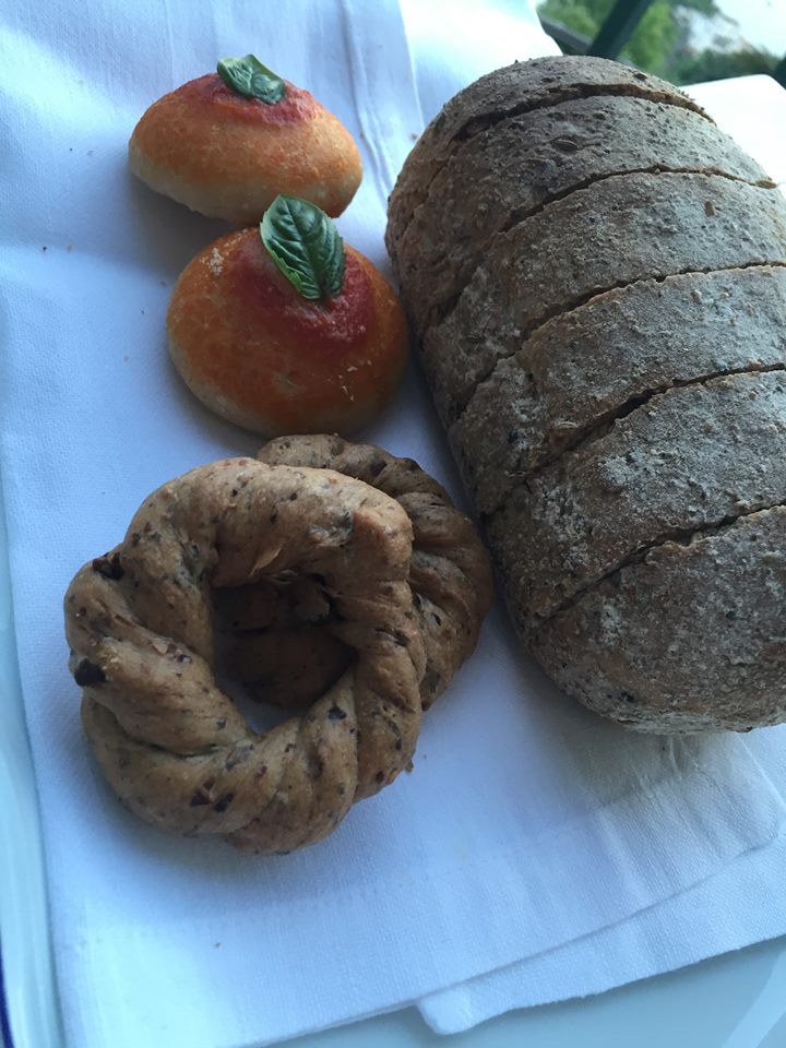 Rosellinis, il pane