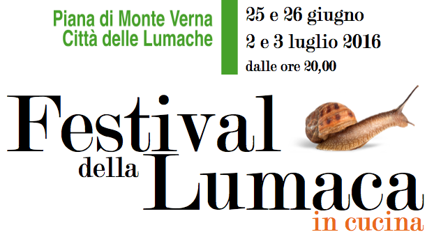 Festival della lumaca 2016