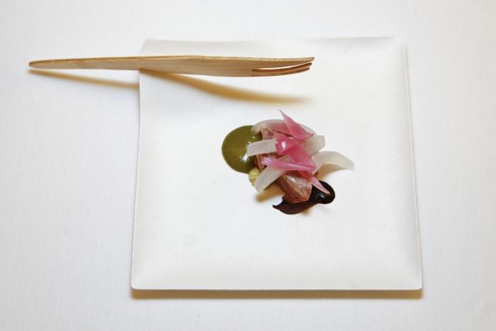 Scottata di Manzo marinato