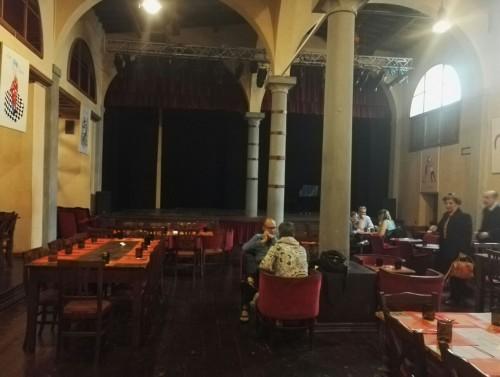 Teatro del Sale - Cibreo