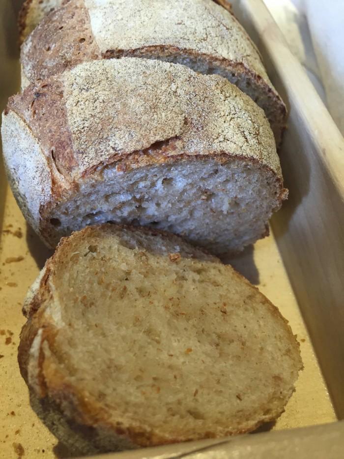Tordomatto, il pane