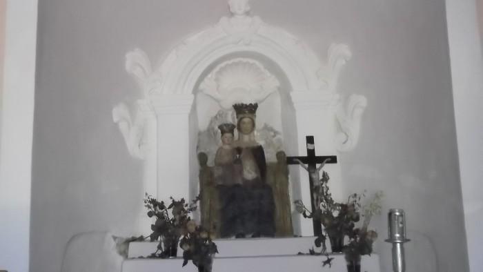 Vergine del Primcipio Interno
