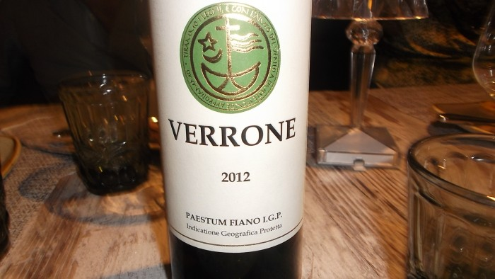 Verrone Fiano Paestum Igp