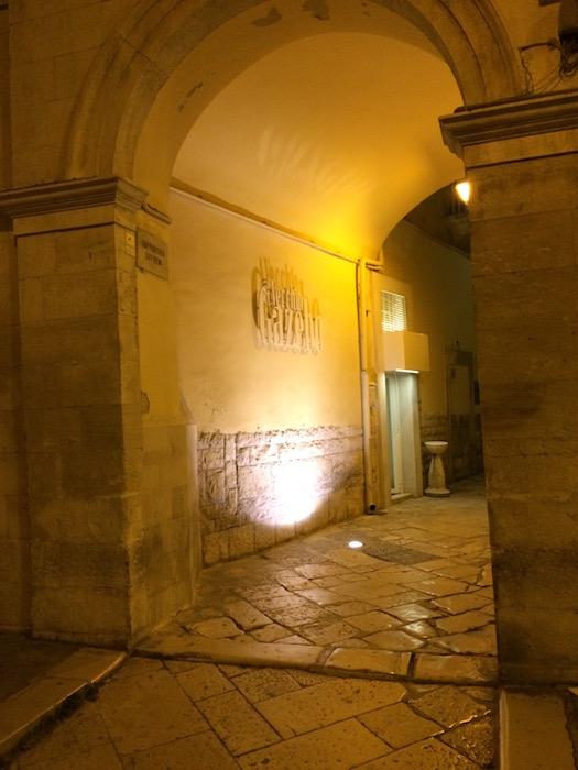 Vicolo storico Molfetta