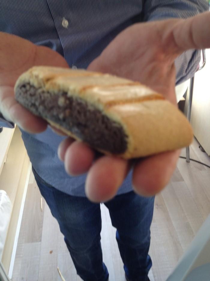 Biscotto all amarena