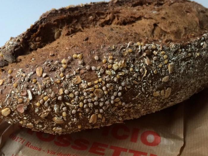 Panificio Rossetti, il pane ai cereali