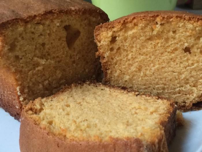 Panificio Rossetti, il plum cake