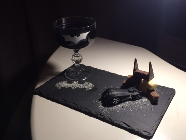 I cocktails del Cavaliere Oscuro