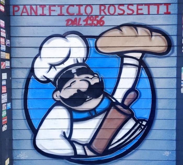 Panificio Rossetti a Centocelle
