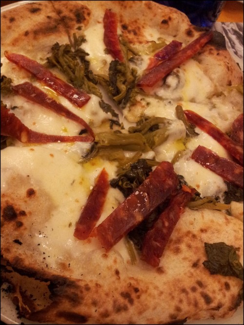 pizza Police Scugnizzo Arezzo AVPN