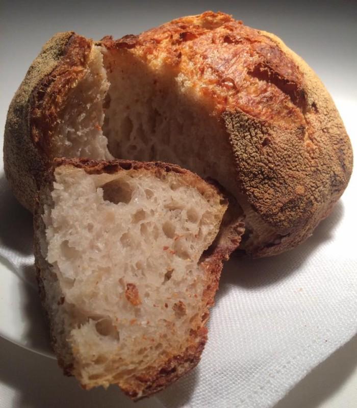 Reale di Niko Romito, il pane