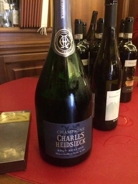 Champagne Charles Heidsieck Brut Reserve