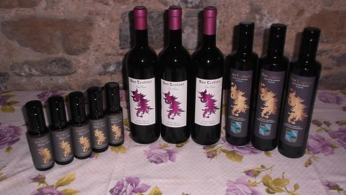 Azienda Agricola San Teodoro Vino ed olio