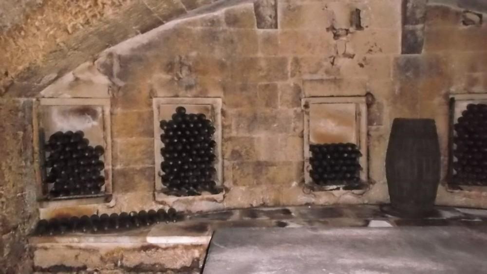 Azienda Duca Carlo Guarini Conservazione delle bottiglie