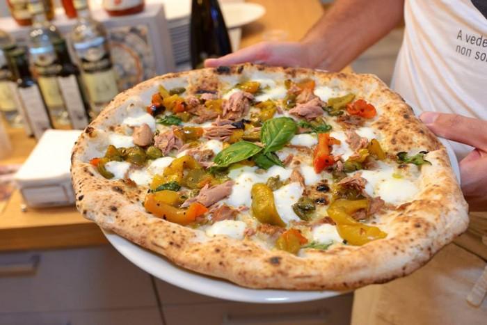 Pizza Cilento Vesuviana, DaZero