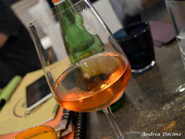 Da Gigione a Pomigliano. Laurent Perrier Brut Cuvee Rose