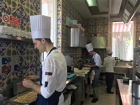 Don Alfonso dal 1890-La cucina che vive